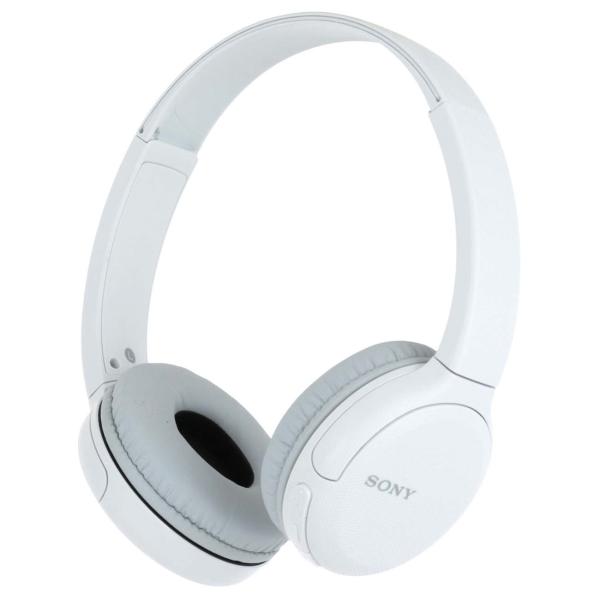 Наушники накладные Bluetooth Sony WH-CH510 White