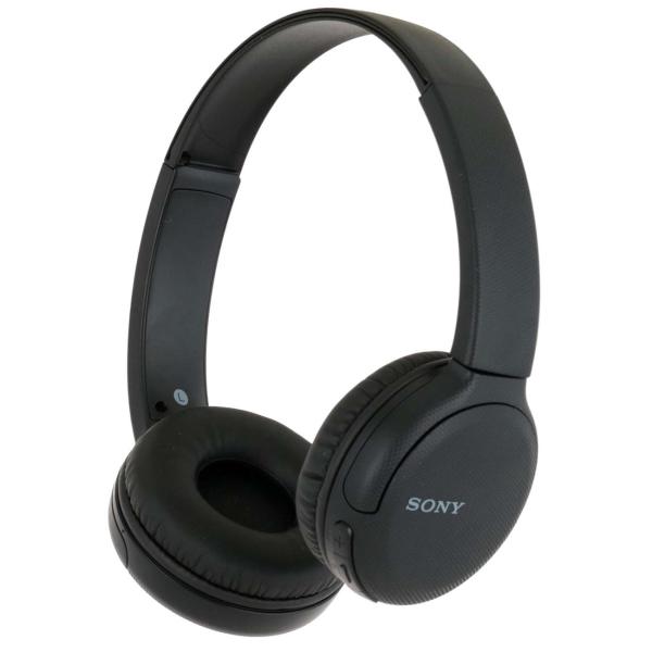 Наушники накладные Bluetooth Sony WH-CH510 Black