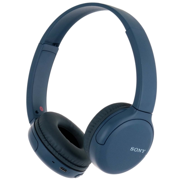 Наушники Bluetooth Sony — WH-CH510 Blue