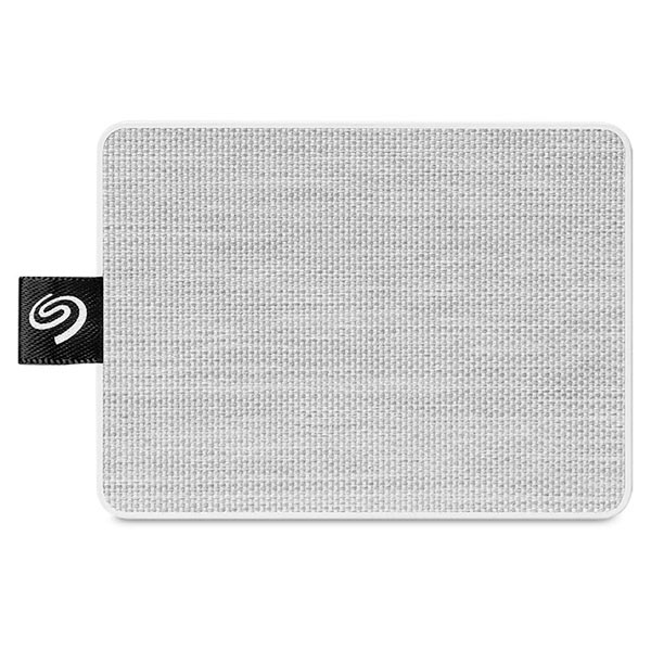 Внешний диск SSD Seagate 500GB One Touch SSD White (STJE500402)