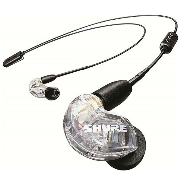 Наушники внутриканальные Shure — SE215 Clear