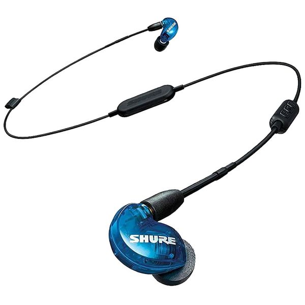Наушники внутриканальные Shure — SE215 Special Edition Blue
