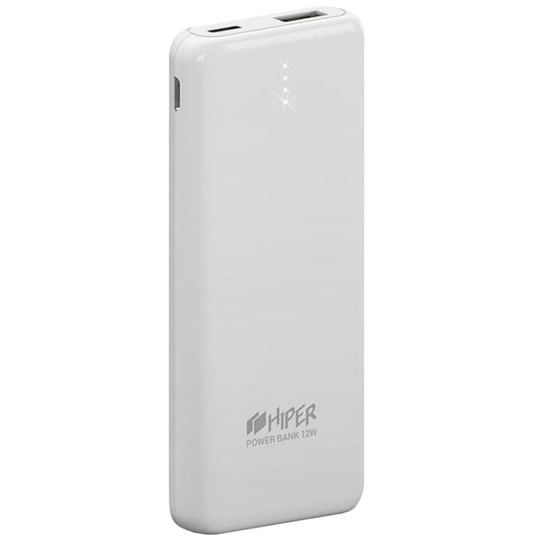 Внешний аккумулятор HIPER PSL8000 White