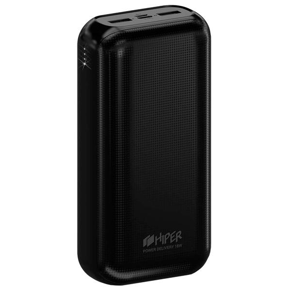 Внешний аккумулятор HIPER — RPX30000 Black