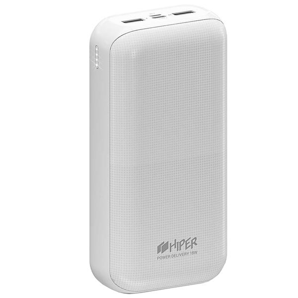 Внешний аккумулятор HIPER — RPX30000 White