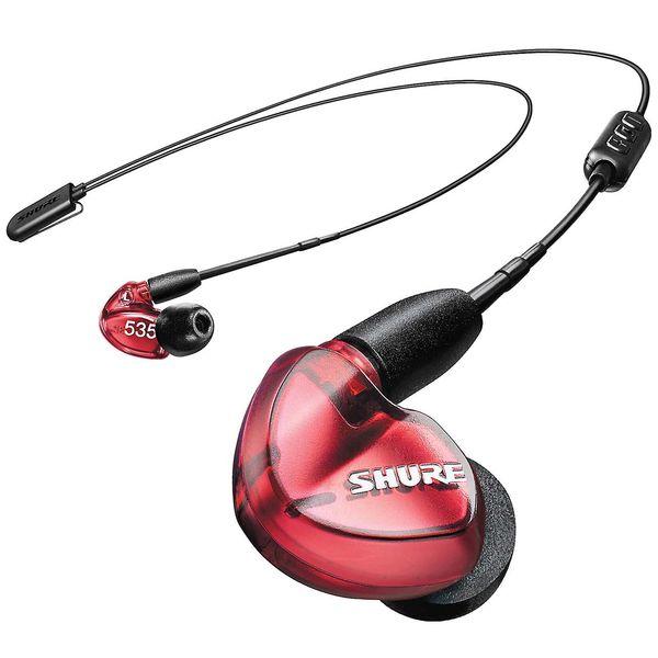 Наушники внутриканальные Shure — SE535 Special Edition Red