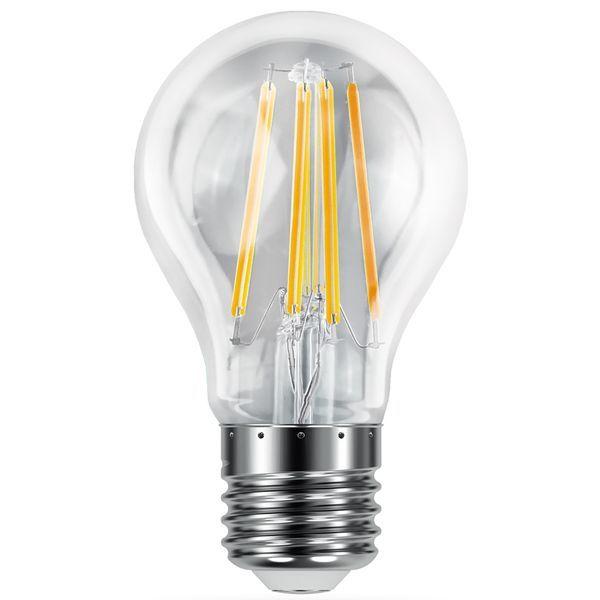 Лампа LED Camelion ЛОН Филамент LED13-A60-FL/830/E27