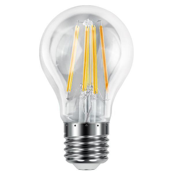 Лампа LED Camelion ЛОН Филамент LED13-A60-FL/845/E27