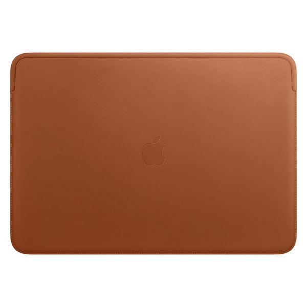 Кейс для MacBook Apple — Leather Sleeve 16'' MacBook Pro Saddle Brown