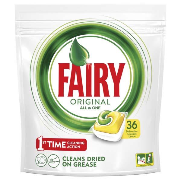 Моющее средство для посудомоечной машины Fairy