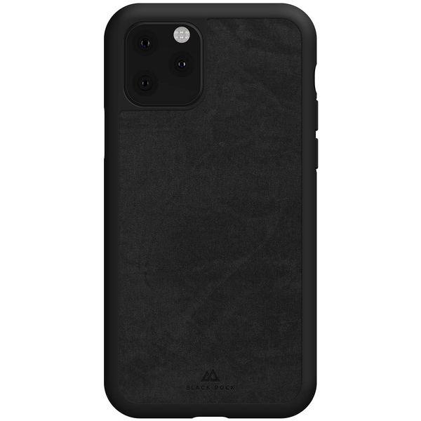 Чехол Black Rock The Statement Case iPhone 11 черный черного цвета