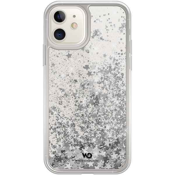 Чехол White Diamonds Sparkle iPhone 11 серебряные звезды (1410SPK12) цвет звезды