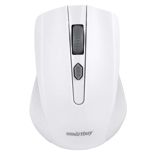 Мышь беспроводная Smartbuy ONE 352 (SBM-352AG-W)