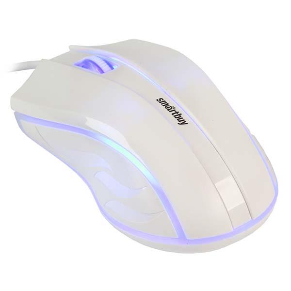 Мышь проводная Smartbuy ONE 338 (SBM-338-W)