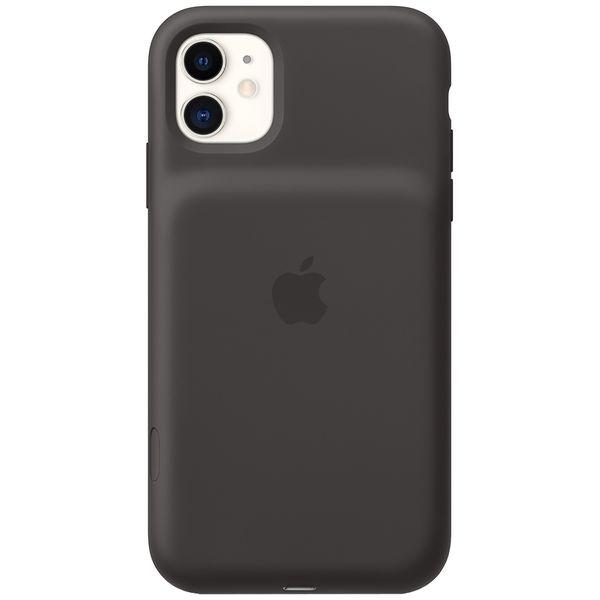 Чехол-аккумулятор Apple iPhone11 Smart Battery Case WL Charging Black