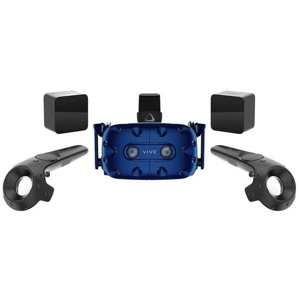 Очки виртуальной реальности HTC, Vive Pro Starter Kit (99HAPY010-00), Набор  - купить со скидкой