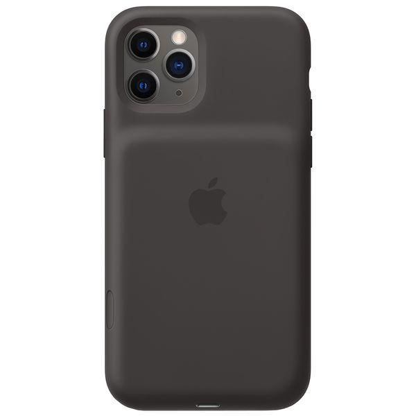 Чехол-аккумулятор Apple iPhone 11 Pro Smart Battery Case WL Chrg Black