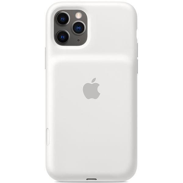 Чехол-аккумулятор Apple iPhone 11 Pro Smart Battery Case WL Chrg White