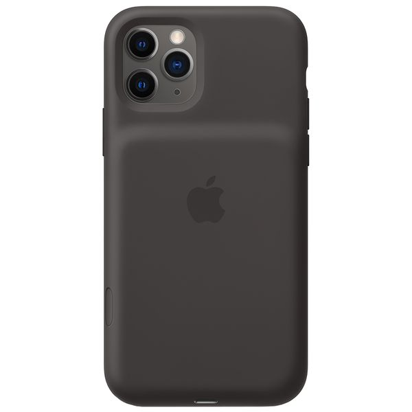 Чехол-аккумулятор Apple iPhone 11 Pro Max Smart Battery Case WLChrg Black