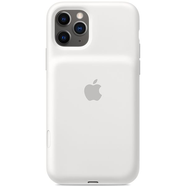 Чехол-аккумулятор Apple iPhone 11 Pro Max Smart Battery Case WLChrg White