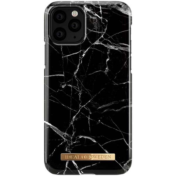 Чехол iDeal Of Sweden iPhone 11 Pro Max Black Marble фото