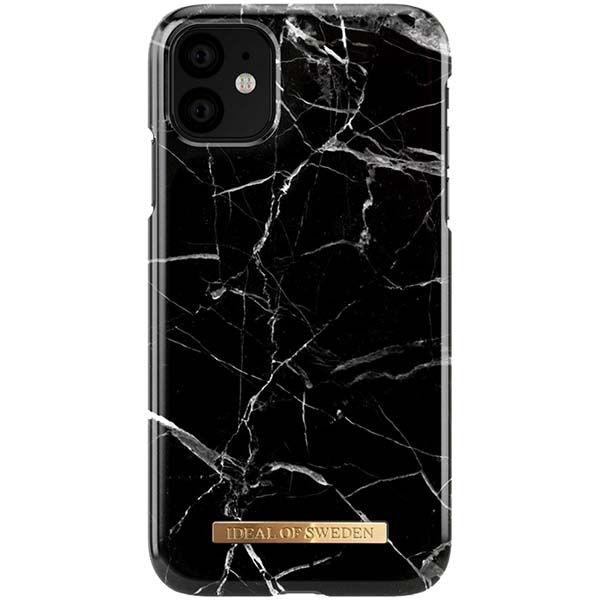 Чехол iDeal Of Sweden iPhone 11 Black Marble