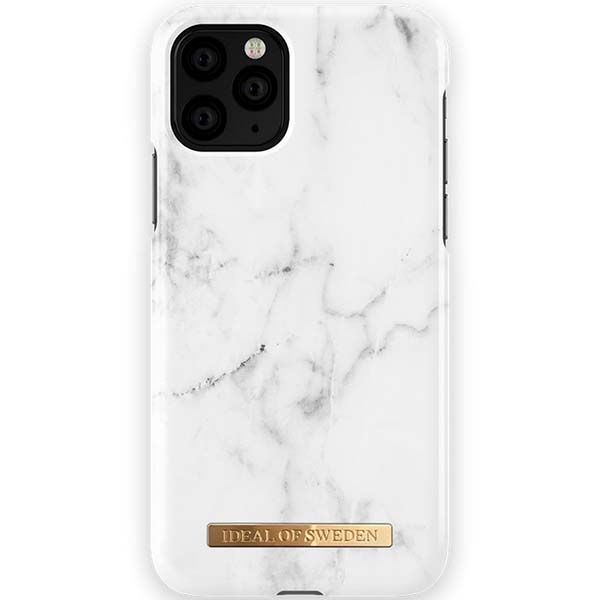 Чехол iDeal Of Sweden iPhone 11 Pro White Marble