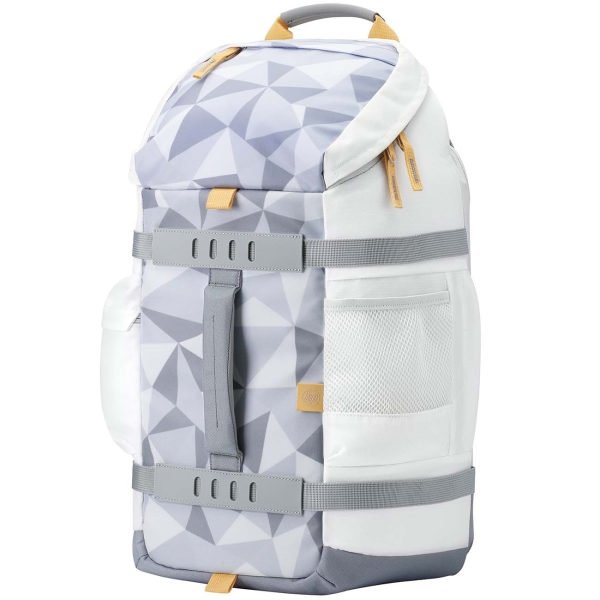 Рюкзак для ноутбука HP Odyssey Sport Facets White (5WK92AA)