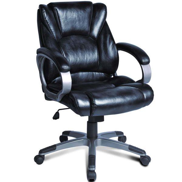 Кресло компьютерное Brabix, Eldorado EX-504 Black (530874)  - купить со скидкой