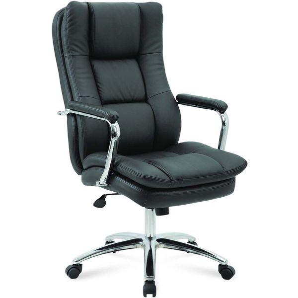 Кресло компьютерное Brabix Amadeus EX-507 Black (530879) фото