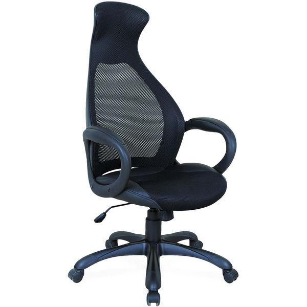 Кресло компьютерное Brabix Genesis EX-517 Black (531574) фото