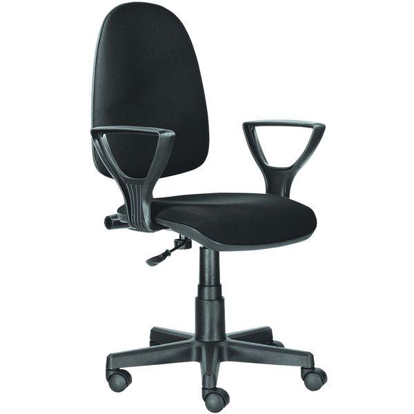 Кресло компьютерное Brabix Prestige Ergo MG-311 Black (531872)
