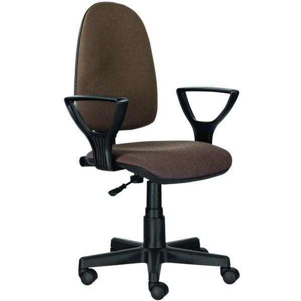 Кресло компьютерное Brabix Prestige Ergo MG-311 Brown (531875)