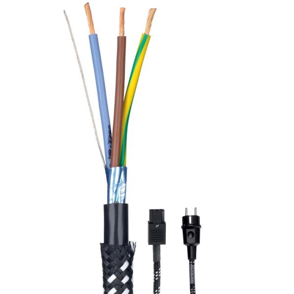 Кабель питания Inakustik Referenz Mains Cable AC-1502 1,5м (00716102)