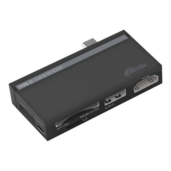 Разветвитель для компьютера Ritmix CR-4630