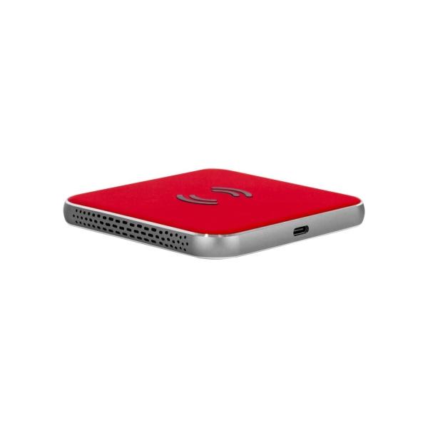 Беспроводное зарядное устройство Rombica Neo Energy Red (NQ-00240)