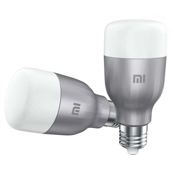 Умный свет Xiaomi — лампа Mi LED Smart Bulb (MJDP02YL)