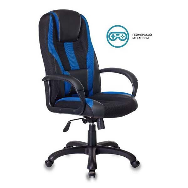Кресло компьютерное игровое Бюрократ VIKING-9/BL+BLUE