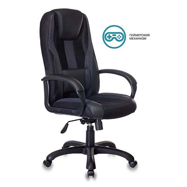 Кресло компьютерное игровое Бюрократ VIKING-9/BLACK