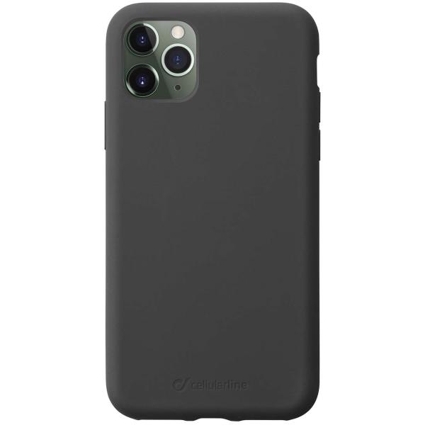 Чехол Cellular Line Sensation iPhone 11 Pro черный (SENSATIONIPHXIK) черного цвета