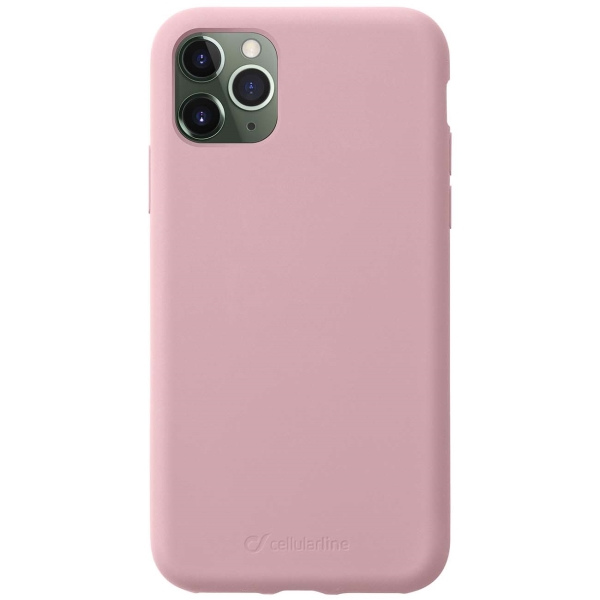 Чехол Cellular Line — Sensation iPhone 11 Pro розовый (SENSATIONIPHXIP)