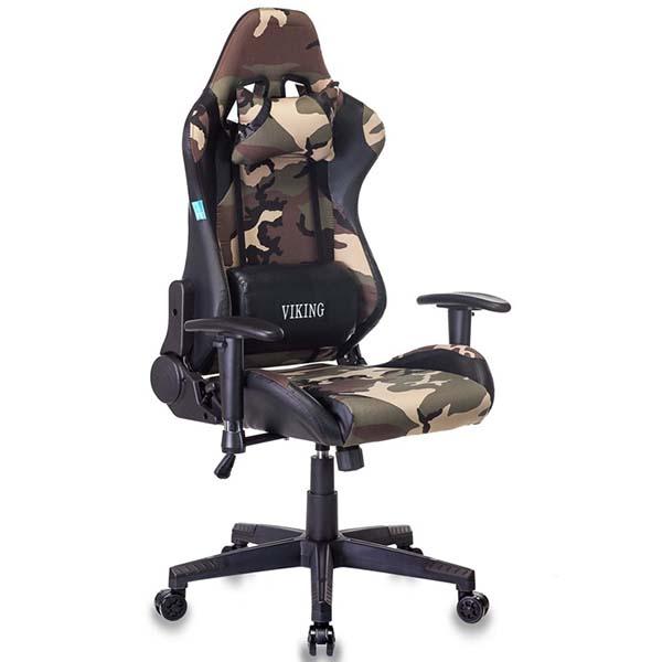 Кресло компьютерное игровое Бюрократ CH-778N/CAMOUFLAGE