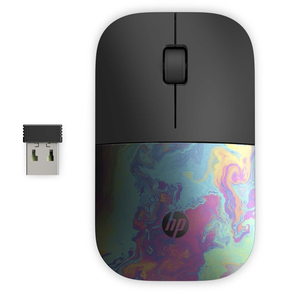 Мышь беспроводная HP Wireless Z3700 Oil Slick (7UH85AA) фото
