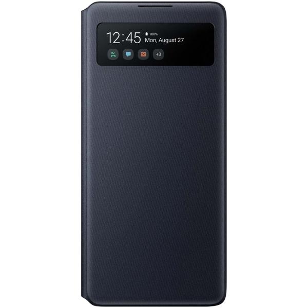 Чехол Samsung S View Wallet Cover для S10 Lite, Black