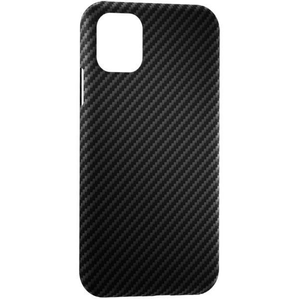 Чехол LYAMBDA ANNET MANCINI Сarbon iPhone 11 Pro Black Matte