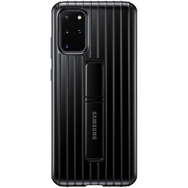 Чехол Samsung Protective Standing Cover для Galaxy S20+, Black черный