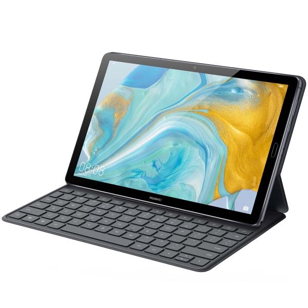 Клавиатура-чехол Huawei Smart Magnetic M6 Keyboard Grey (55031083) фото