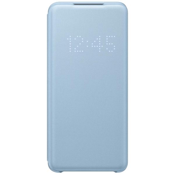 Чехол Samsung — Smart LED View Cover для Galaxy S20, Sky Blue