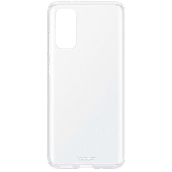 Чехол Samsung Clear Cover для Galaxy S20, Transparent