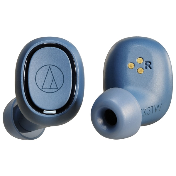 Наушники True Wireless Audio-Technica — ATH-CK3TW Blue